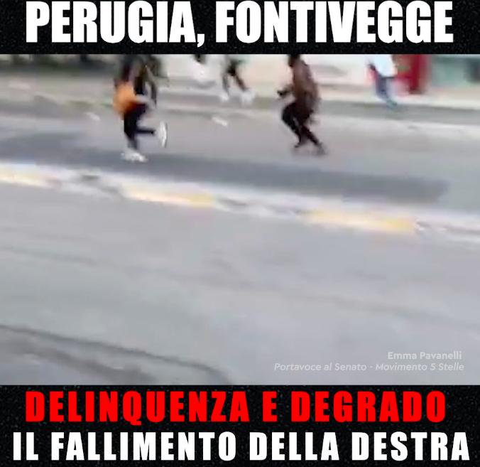 Perugia, Fontivegge - delinquenza e degrado, il fallimento della destra