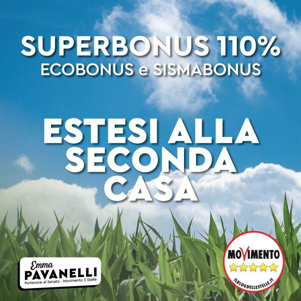 Ecobonus anche per la seconda casa: un'occasione per l'Umbria