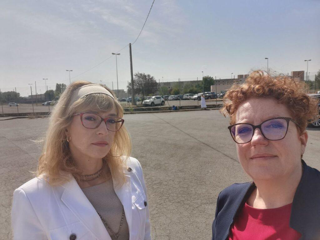Oggi in visita al carcere di Capanne